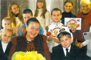 ЛюбовьСивельникова. Детская литературная гостиная 2008 года. Эти дети уже выросли