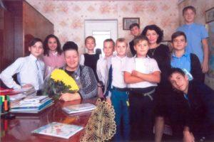 В гостях у писателя читатели Симферопольской гимназии N1